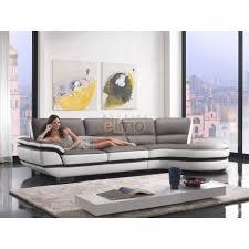 canape bicolore design canapé contemporain canapé d angle design moderne