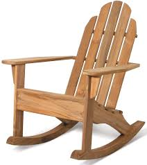 furniture cool adirondack rocking chair design ideas with natural