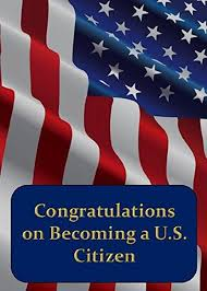 citizenship congratulations card new citizenship congratulations card office products