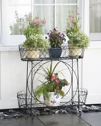 How To Arrange Indoor Plants by Wirework Plant Stand Bohemian Decor Pinterest Plants
