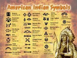 native american indian symbols postcard flickr sharing 5561963