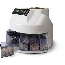 Coin Counter Safescan 1250 Gbp Automatic Coin Counter And Sorter New 1 Coin