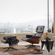 Lounge Chair And Ottoman Set Design Ideas Simple Yet Comfy Eames Lounge Chair And Ottoman U2014 Home Ideas
