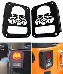 Jeep Jk Tail Light Covers Light Floor Picture More Detailed Picture About One Pair New
