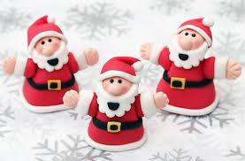 Christmas Cakes Decorations by Fondant Christmas Cake Decorations Goodtoknow