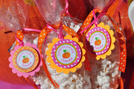 halloween bday party ideas pumpkin 1st birthday favor tags thank you tags girls pumpkin
