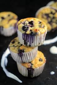 blueberry oatmeal greek yogurt muffins frugal mom eh