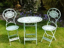 Painting Wrought Iron Patio Furniture by Second Hand Wrought Iron Garden Furniture Excellent Black Iron