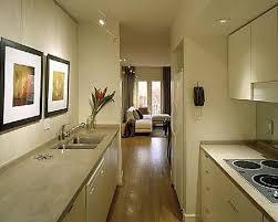 Corridor Kitchen Designs Table Bed Kitchen Furniture The Secrets Of Small Kitchen