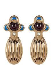 garnet earrings house of harlow 1960 dinka garnet earrings nordstrom rack