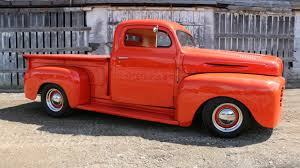 Vintage Ford Truck Apparel - 1948 ford f1 pickup f168 chicago 2016