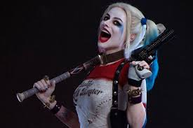 ps4 themes harley quinn margot robbie to produce harley quinn spin off dark horizons