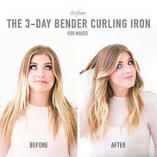 best size curling iron for medium length hair the 3 day bender 1 25 digital curling iron drybar sephora