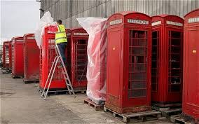 Phone Booth Bookcase Bt Blasted For Banning Phonebox Book Shelf Telegraph