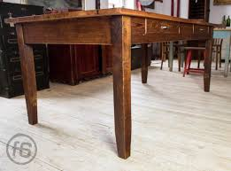 Antique Dining Furniture Antique Dining Table In Pine For Sale At Pamono