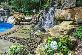 Backyard Pondless Waterfalls by How To Solve Outdoor Noise Problems