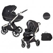 siege poussette poussette bébé combinée trio calypso avec siège auto nacelle acc
