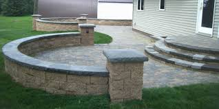 Pavers Patio Design Paver Patio Steps Leading Edge Landscapes