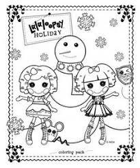 lalaloopsy dolls coloring pages lalaloopsy