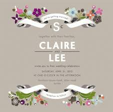 wedding template invitation 41 free wedding invitation templates which are useful