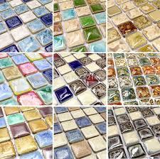 aliexpress com buy multicolor available porcelain mosaic kitchen