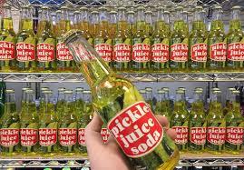 pickle candy pickle juice soda pop popsugar food