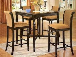 small kitchen table with bar stools counter height small table 4wfilm org