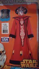 Queen Amidala Halloween Costume Queen Amidala Costume Ebay