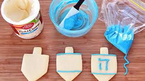 hanukkah cookies dreidel cookies recipe tablespoon