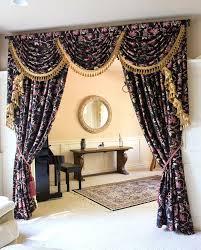 curtain valances for living room enjoyable swag valances for living room royal black classic