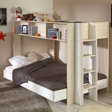 Parisot Team Triple Sleeper Bunk Bed Tablero Con Margarita - Parisot bunk bed