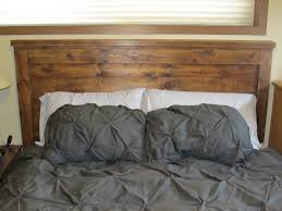 how to make a bed headboard how to diy queen bed frame plans a few simple tips