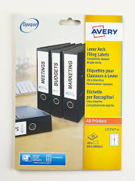 Avery 60 Labels Per Sheet Template by Filing Labels L71715 10 Avery
