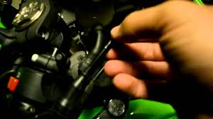 2009 kawasaki ninja zx6r throttle cable adjustment and tightening