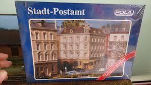 bureau de poste pr騅ost pola n 343 postkantor bureau de poste de la ville ufficio postale