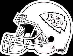 coloring pages chiefs