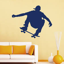 Skateboard Decor Compare Prices On Skateboard Room Decorations Online Shopping Buy
