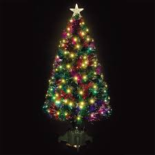 awesome design optic light tree changing fiber outdoor