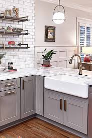 white kitchen cabinets with farm sink white farmhouse kitchens ideas pictures images