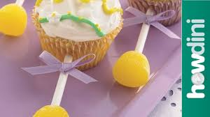 baby shower cupcake decorating ideas baby cupcake rattles youtube