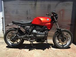 1992 bmw k75 custom cafe racer motorcycles for sale