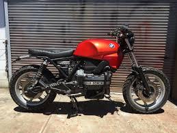 1992 bmw k75 custom cafe racer motorcycles for sale