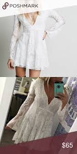 reign over me free people dress white free people reign over me