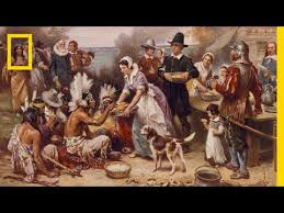 what is the history of thanksgiving national geographic various