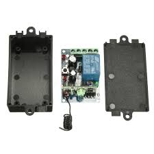 Overhead Door Remote Controls by 1ch 433mhz Wireless Rf Garage Door Remote Control Opener Receiver