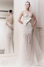 zuhair murad wedding dresses zuhair murad wedding dresses 2012 wedding inspirasi