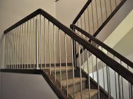 wood interior stair railing kits fantastic idea for interior