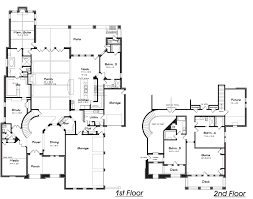 Marvelous Small Two Staircase House Plans Best interior