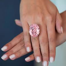most expensive engagement ring in the world the pink becomes the world s most expensive pink