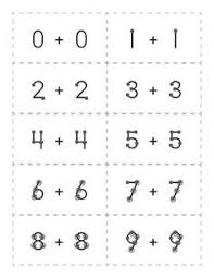 freebie touch point numbers for visual tactile learners